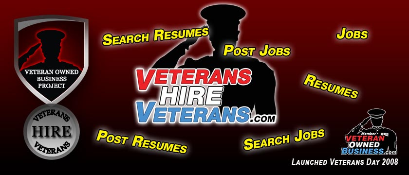 Veterans Hire Veterans